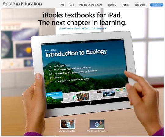 Sihirli elma apple egitim etkinlik ibooks 2 ibooks author itunes u 26