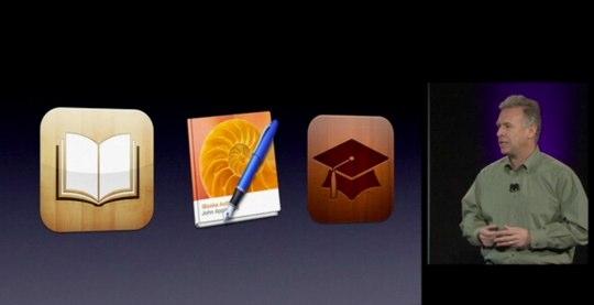 Sihirli elma apple egitim etkinlik ibooks 2 ibooks author itunes u 7