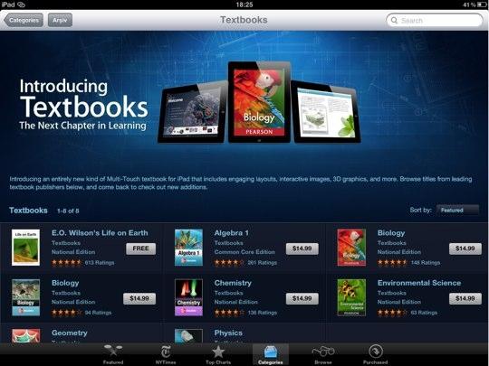 Sihirli elma apple egitim etkinlik ibooks 2 ibooks author itunes u 9
