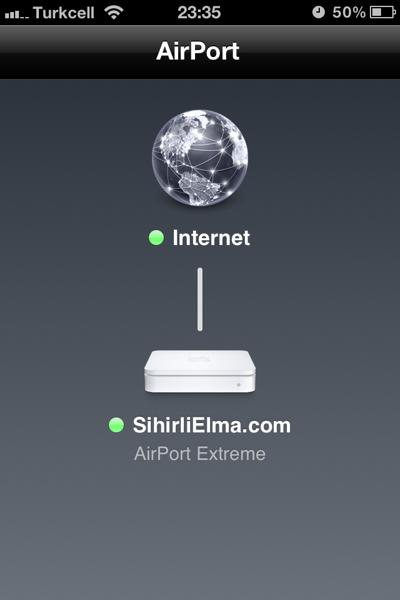 Sihirli elma airport izlencesi utility 10