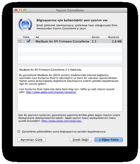 Sihirli elma internet recovery 2010 mac 1