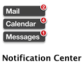 Sihirli elma os x 10 8 banner notification center