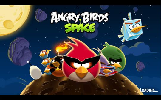 Sihirli elma angry birds space 4a