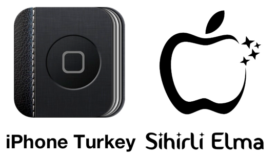 Sihirli elma iphone turkey ipad canli paylasim