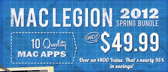 Sihirli elma mac legion spring bundle 2012 banner