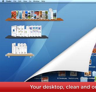 Sihirli elma macupdate bundle 2012 6 desktop shelves