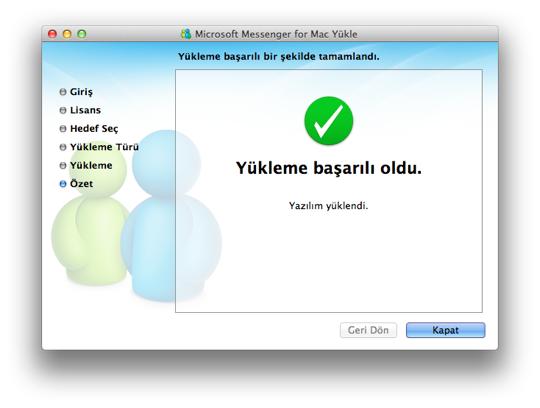Sihirli elma msn for mac 5a