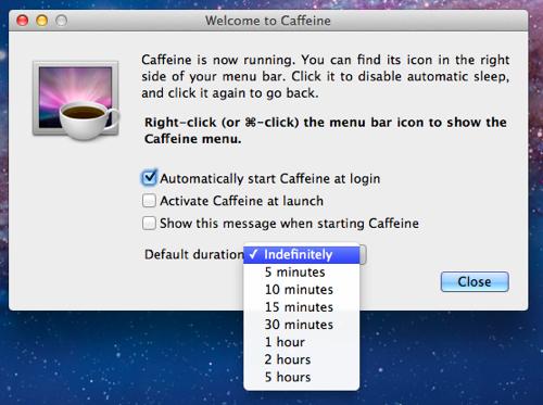 Sihirli elma caffeine 4