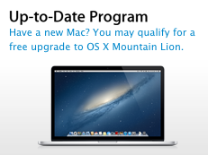 Sihirli elma os x 10 8 mountain lion 8 up to date