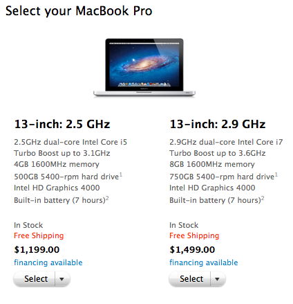Sihirli elma wwdc yenileme urun 3 macbook pro 13