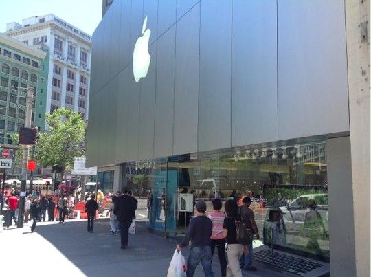 Sihirli elma apple store deneyimi 1
