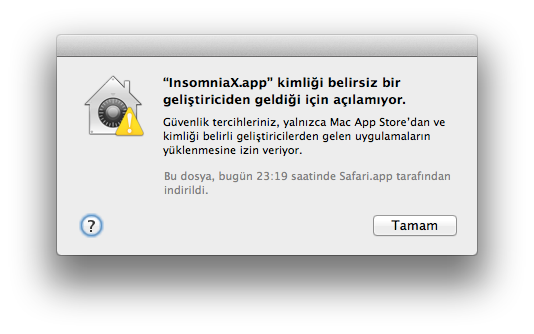 Sihirli elma mountain lion airplay yansitma gatekeeper paylasim 12