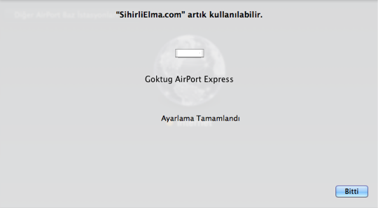 Sihirli elma airport express 22