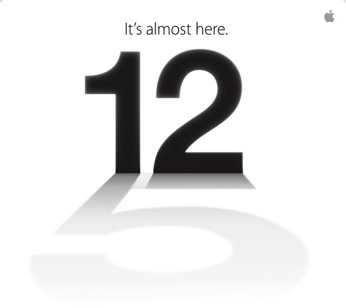 Sihirli elma apple etkinlik 12 eylul iphone 5