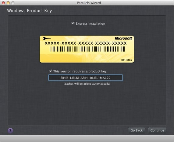 Sihirli elma parallels desktop mac windows yuklemek 9