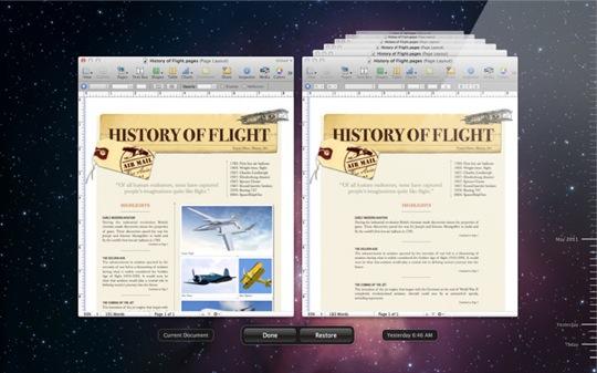 Sihirli elma mac belge dosya degisiklik otomatik kaydet 2