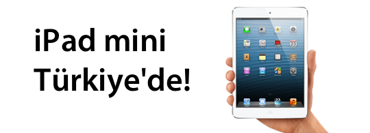 Sihirli elma ipad mini turkiye banner