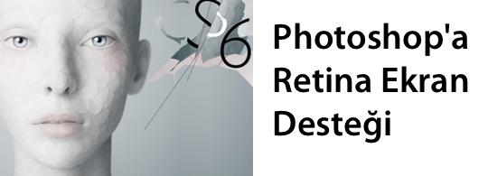 Sihirli elma photoshop retina ekran banner