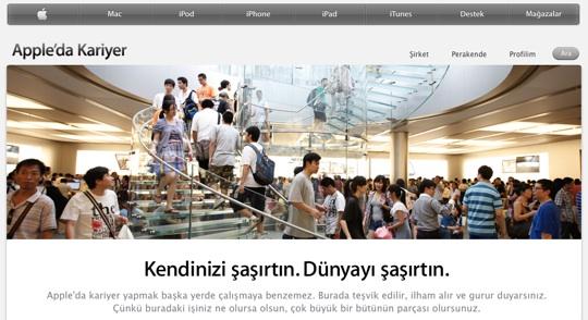 Sihirli elma apple q4 2012 3 apple store turkiye kariyer