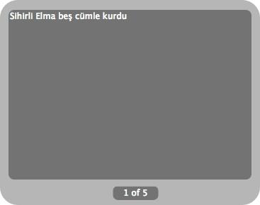 Sihirli elma editor yazi kopyala flycut jumpcut pano 4