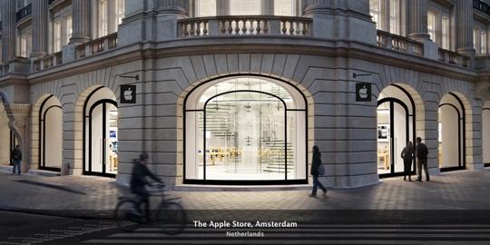 Sihirli elma apple store turkiye 1