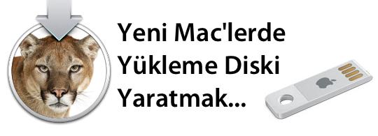 Sihirli elma yeni mac mountain lion yukleme diski yaratmak banner