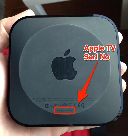 Apple tv wifi problem degisim 3