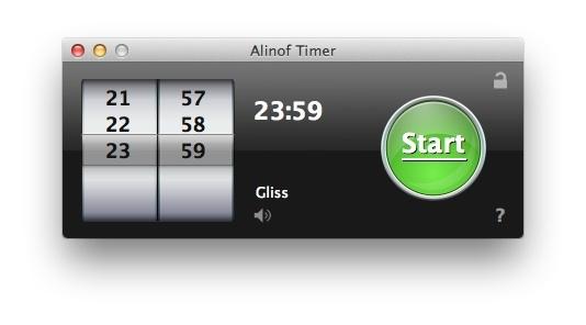Sihirli elma basit sayac timer alinof 4