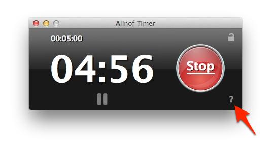 Sihirli elma basit sayac timer alinof 8