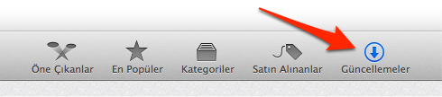 Sihirli elma 2013 macbook air yazilim guncelleme 3