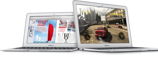 Sihirli elma yeni macbook air 2013