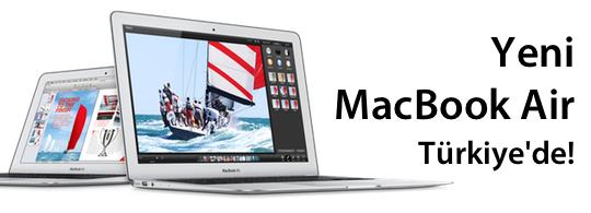 Sihirli elma yeni macbook air turkiye 2013 banner
