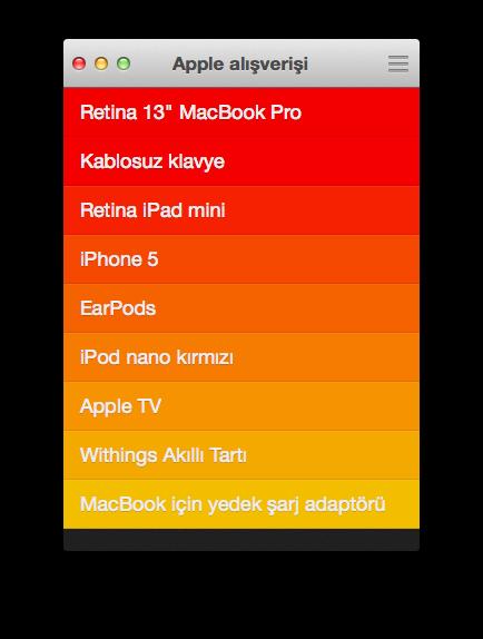 Sihirli elma clear 0