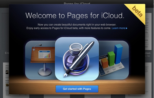 Sihirli elma icloud iwork pages numbers keynote 2