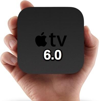 Sihirli elma apple tv yazilim guncellemesi 6 0 1