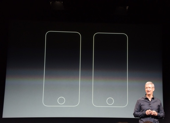 Sihirli elma iphone 5s 5c ios 7 1