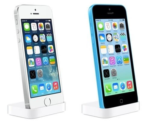 Sihirli elma iphone 5s lansman 5 onemli konu 5s 5c dock