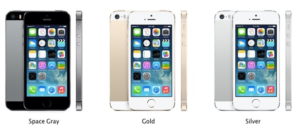 Sihirli elma iphone renkler
