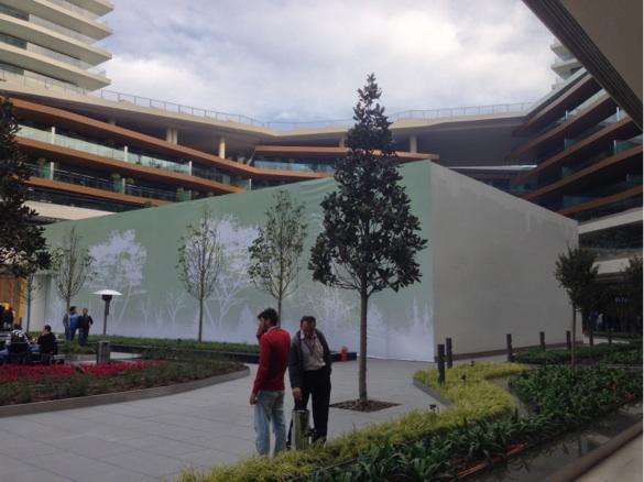 Zorlu Center'daki Apple Store