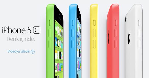 Sihirli elma iPhone 5s 5c turkiye 3a