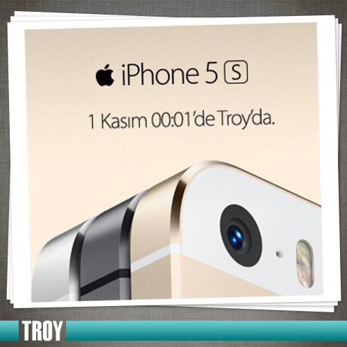 Sihirli elma iphone 5s 5c 1 kasim troy 4