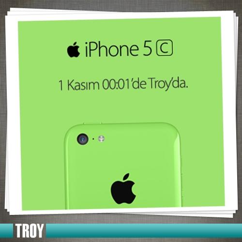 Sihirli elma iphone 5s 5c 1 kasim troy 5