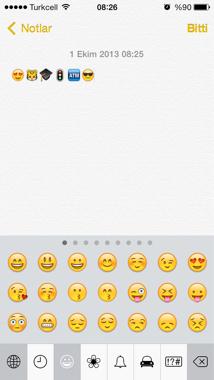 Sihirli elma mac emoji emoticon 2