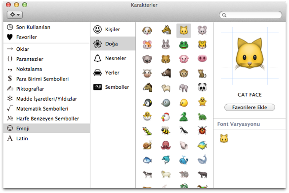 Sihirli elma mac emoji emoticon 7