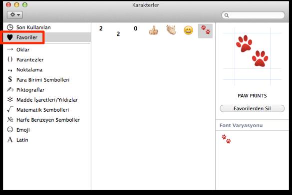 Sihirli elma mac emoji emoticon 8