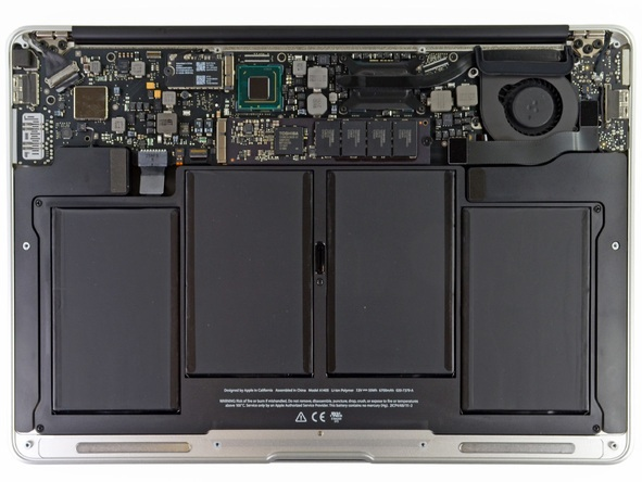 Sihirli elma macbook air 2012 flash bellek firmware guncelleme 1