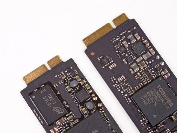 Sihirli elma macbook air 2012 flash bellek firmware guncelleme 2