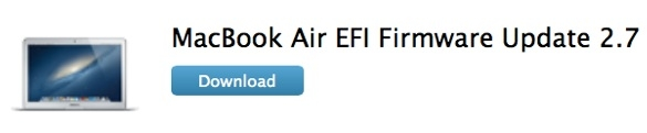 Sihirli elma macbook air 2013 efi guncelleme 2