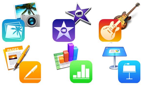 Yeni ipad macbook pro mavericks etkinlik 13