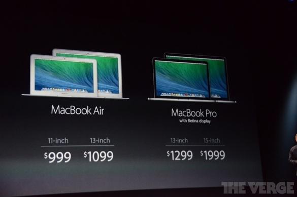 Yeni ipad macbook pro mavericks etkinlik 9a